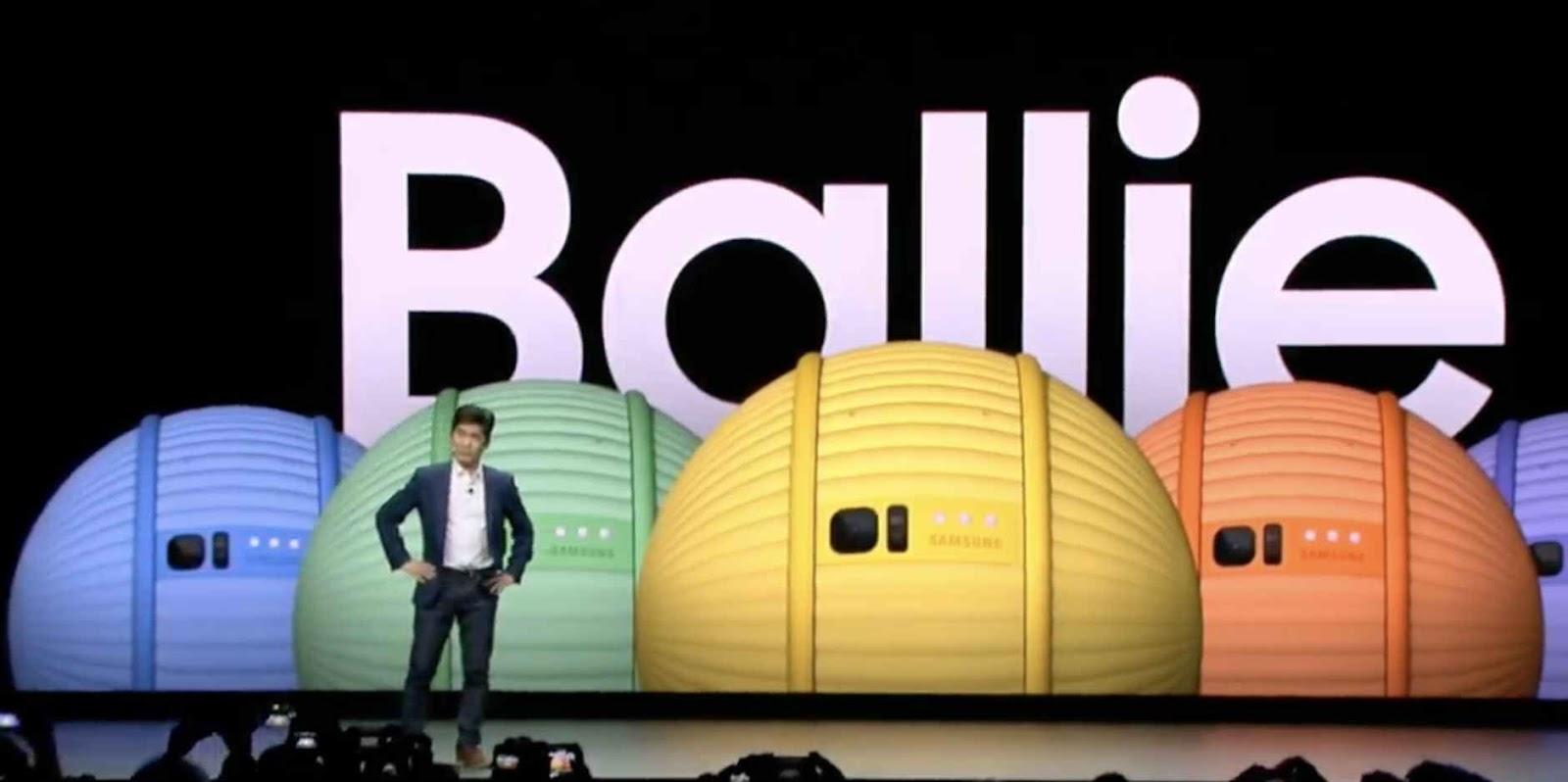 ballie-robot