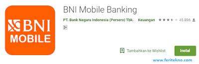sekarang transaksi apa saja lebih simpel dan sanggup di susukan dimana saja Nih 2 Cara Daftar Mobile Banking BNI dan Aktivasinya