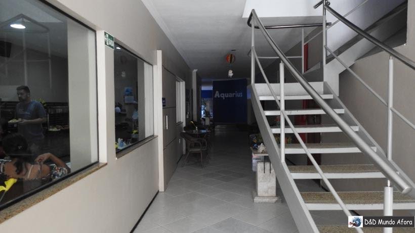 Onde ficar em Fortaleza - review hotel Aquarius