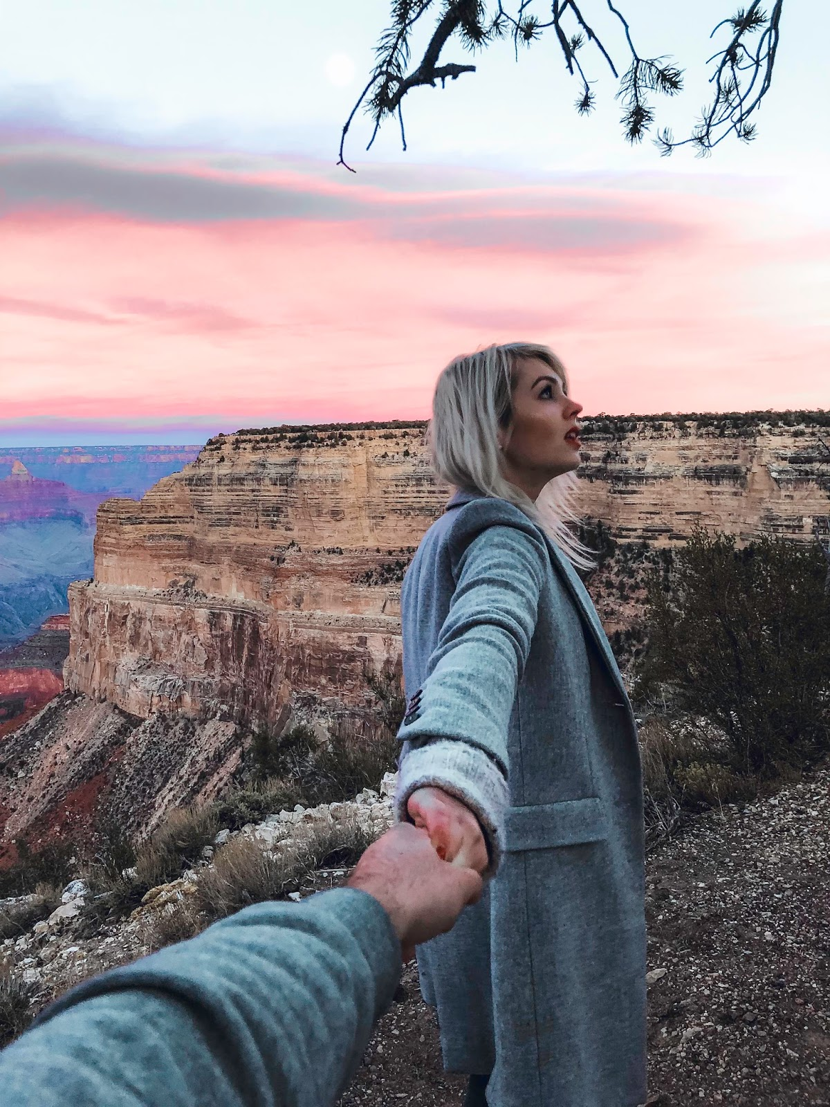couple pictures grand canyon