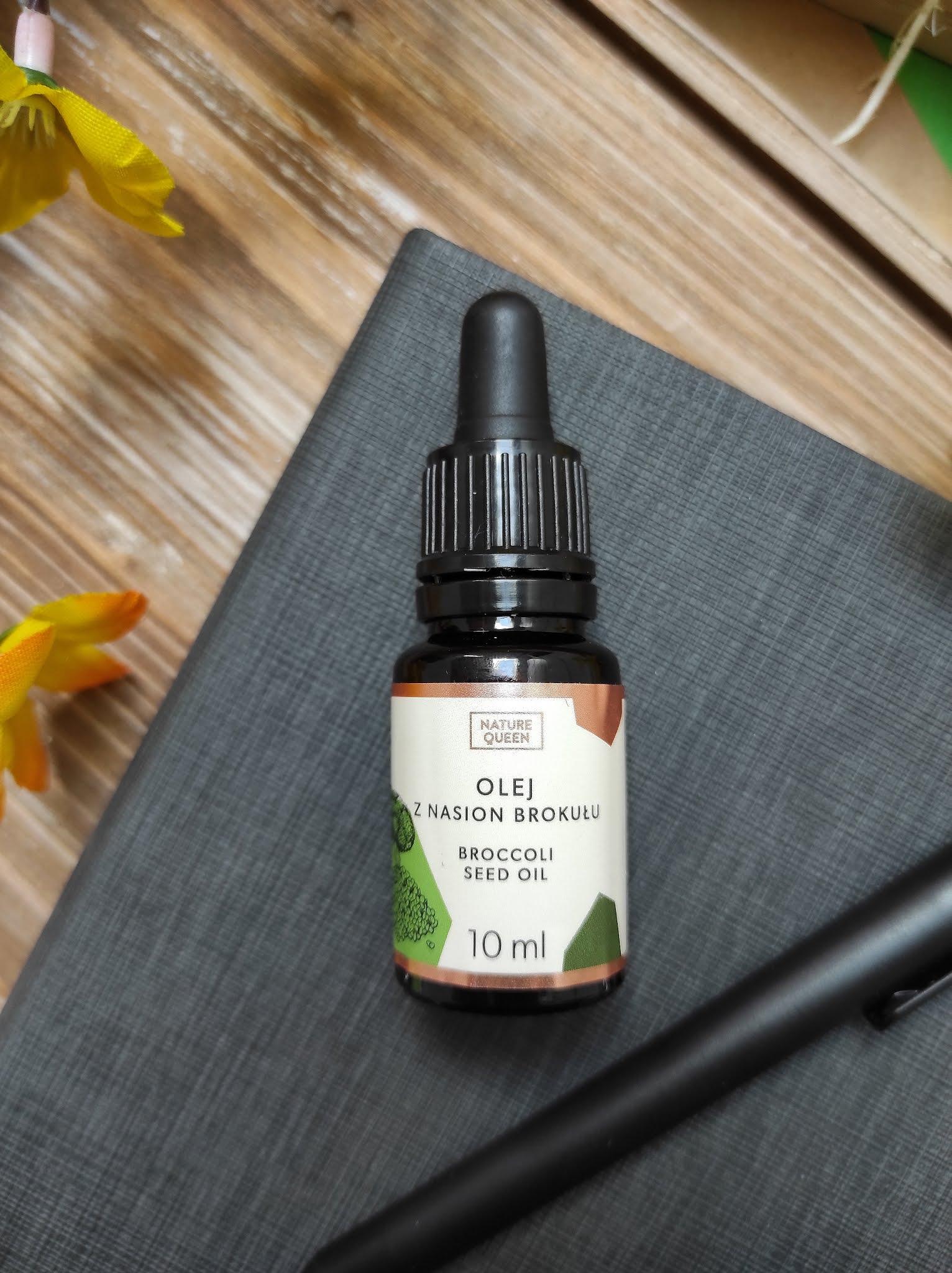 Olej z nasion brokułu Nature Queen