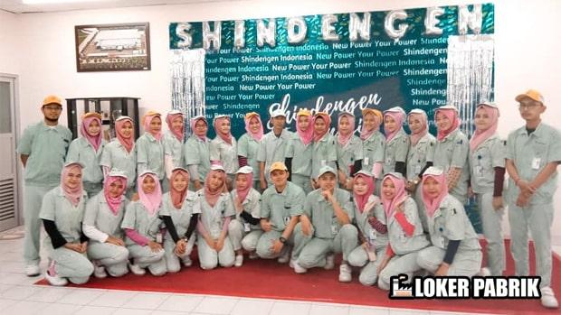 PT Shindengen Indonesia Pabrik