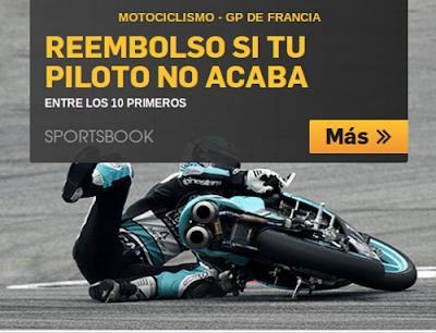 betfair bono 75 euros GP de Francia MotoGP 8 mayo 2016