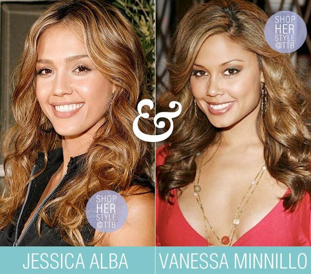 d25e0c669 As vezes, as semelhanças vão além da aparência do rosto, e surgem em  cabelos, penteados e até na maquiagem. Será que fazem à propósito ou também  ficam tão ...