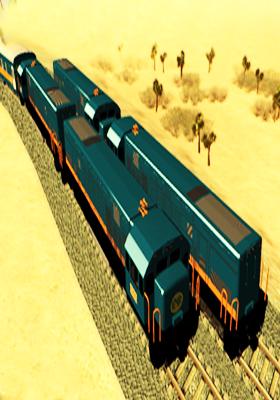 Free Download P.N.R 900 Class (1st Batch) G.E U14C Mod for GTA San Andreas.