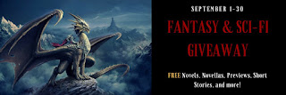 Fantasy and Sci Fi Giveaway