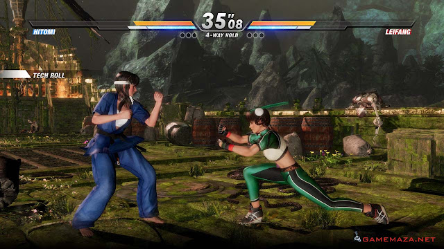 Dead or Alive 6 Gameplay Screenshot 1