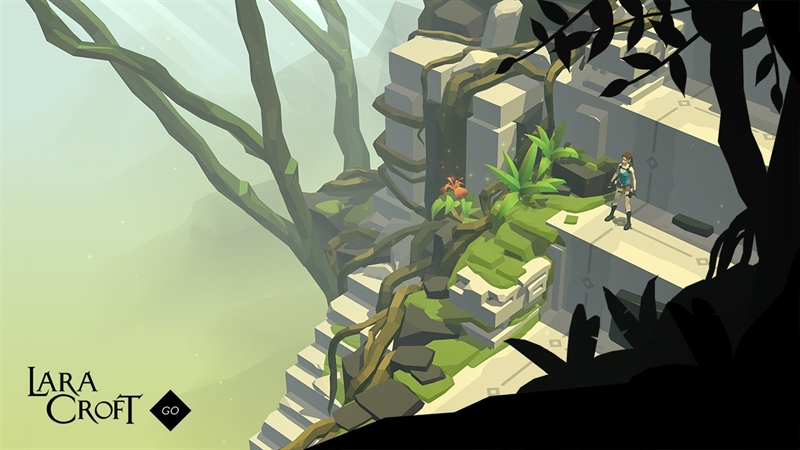 Lara Croft GO Free Download Poster