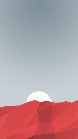 Material Sun OnePlus H2OS Wallpaper