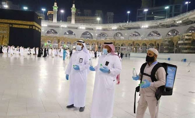 Immunization against Corona virus is a condition for entering into Two Holy Mosques