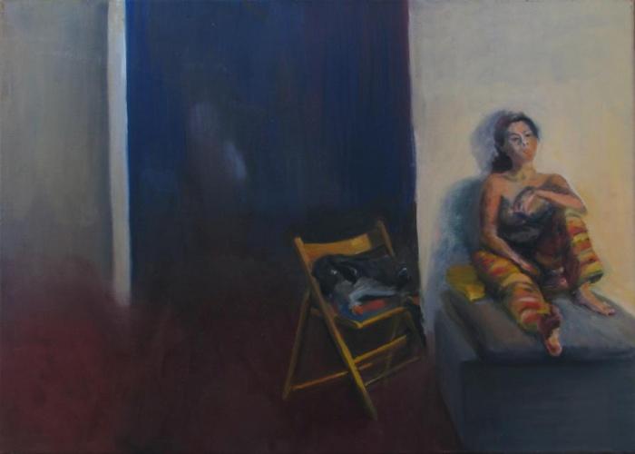 Итальянский художник. Paola Caenazzo