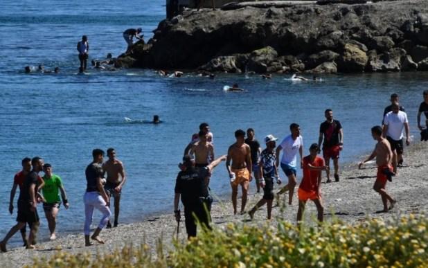 وزير فرنسي يؤكد أن ما حدث في سبتة المحتلة لا يعد أزمة في مجال الهجرة