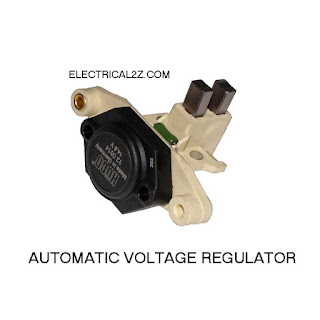 automatic voltage regulator, avr, types of automatic voltage regulator, working of automatic voltage regulator@electrical2z