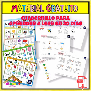 Método para aprender a leer en 20 días Vacachadafa