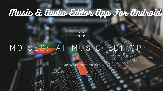 AI Music Editor