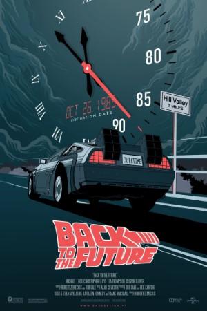 Download Back to the Future (1985) Dual Audio {Hindi-English} Movie 480p | 720p BluRay 400MB | 1.1GB