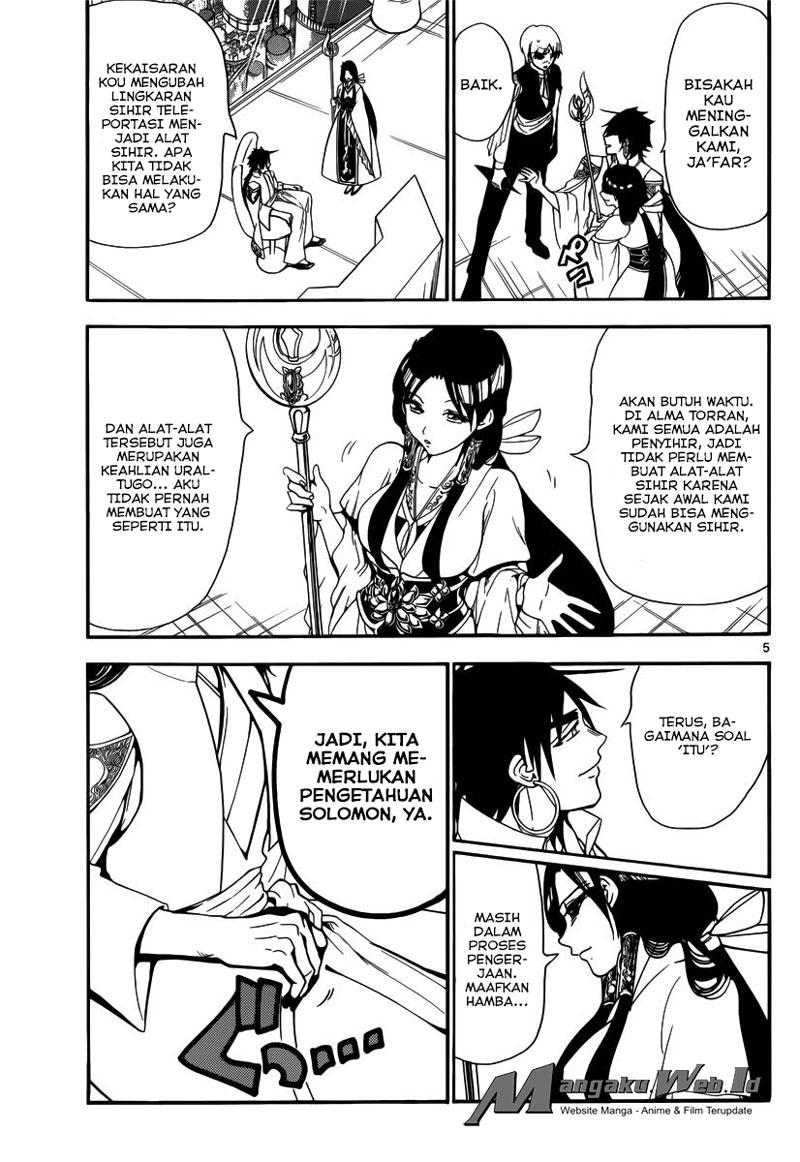 Magi Chapter 304-5