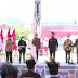 """Presiden Jokowi: """"Papua Youth Creative Hub"""" Jadi Pusat Kembangkan Talenta Paua"""