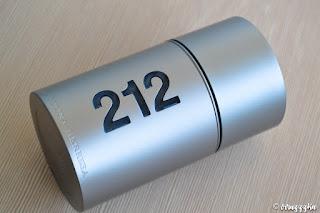 Carolina Herrera 212 NYC Men EDT Review