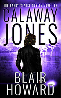 Calaway Jones - a high-speed suspenseful detective thriller by Blair Howard - book promotion sites