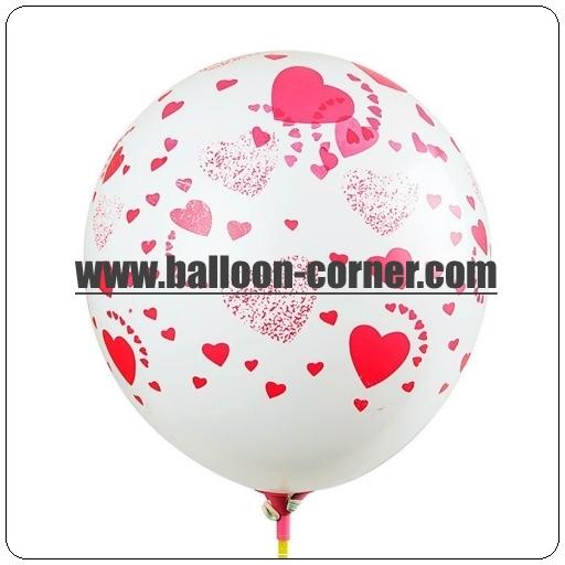 Gambar Balon Love Popular Photography