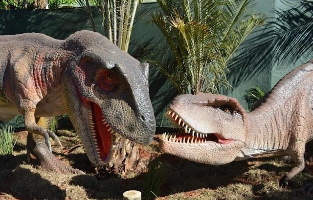 Vale dos Dinossauros - Olímpia-SP