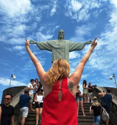 Cristo Redentor no Corcovado é uma atração imperdível no Rio de Janeiro
