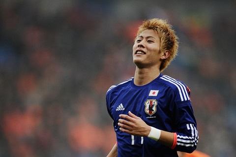 Yoichiro Kakitani được đánh giá là tương lai của bóng đá Nhật Bản