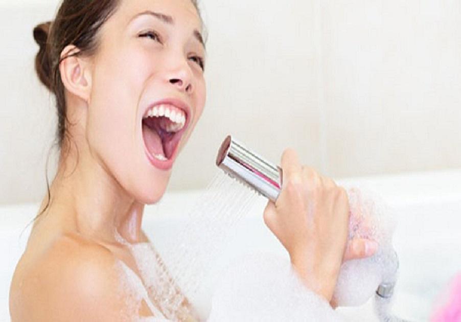 Nueva consciencia los maravillosos efectos positivos que produce cantar - Canciones para la ducha ...