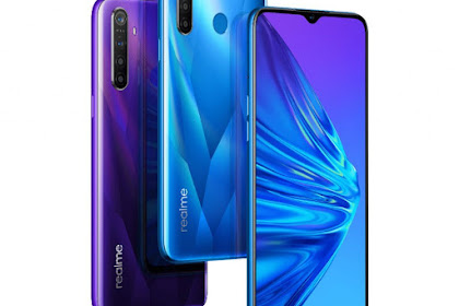 Realme 5 Pro - Full Phone Specification