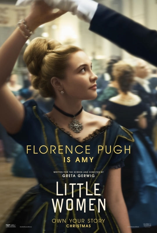 little women poster florence pugh