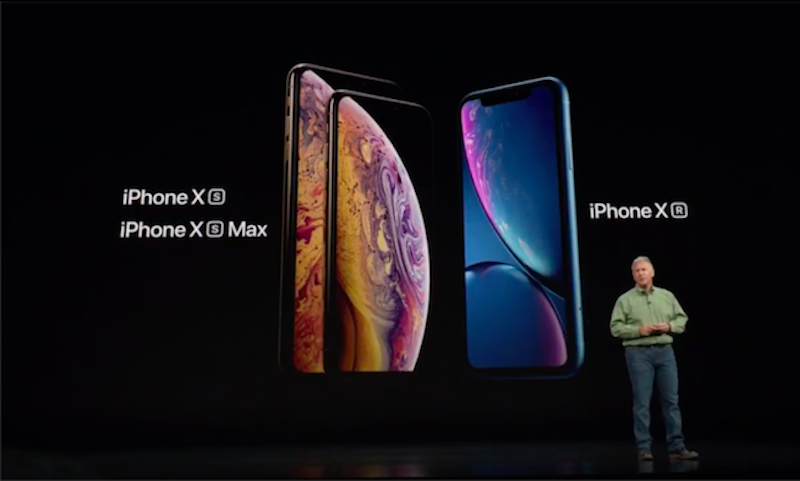 Apple iPhone XS, iPhone XS Max, and iPhone XR powered by A12 Bionic chip, now official