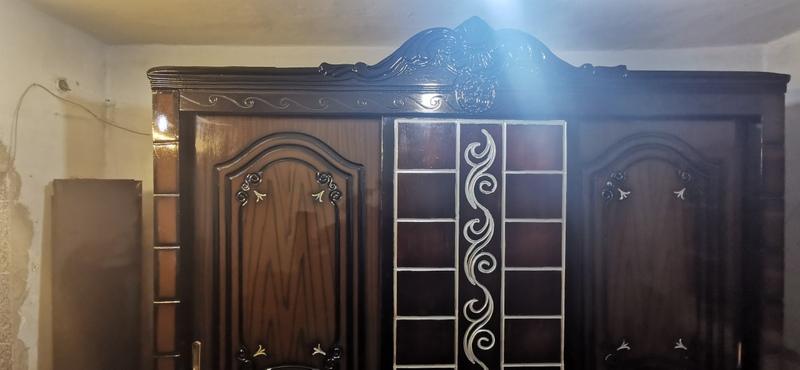 غرفة نوم مستعملة 3 ضلفة جرار فيرنتشر ستورز المطرية 1
