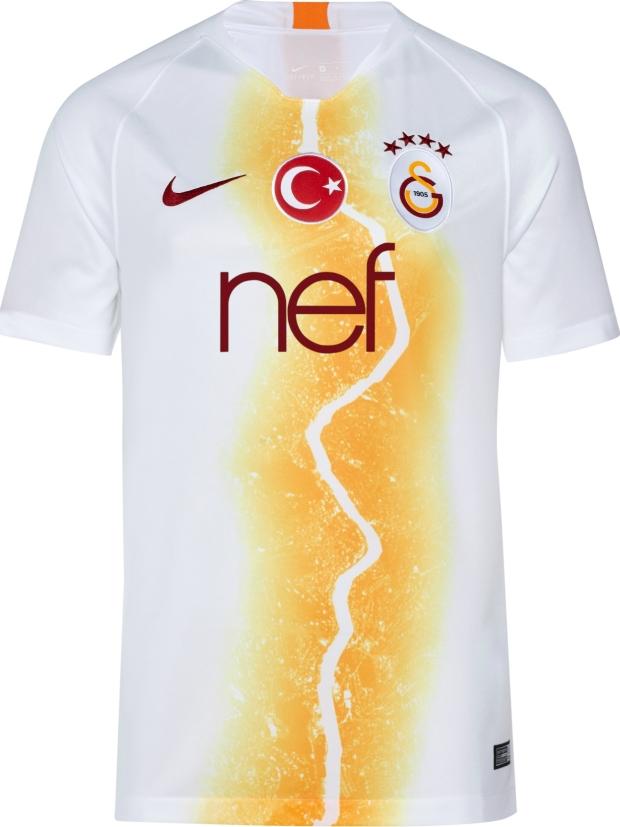 Nike lança a nova terceira camisa do Galatasaray - Show de Camisas b6842b046927a