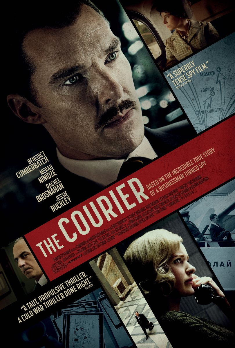 Download Filme The Courier Torrent 2021 Qualidade Hd