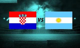 مشاهدة مباراة الأرجنتين و كرواتيا في كأس العالم 2018 بتاريخ 21-06-2018