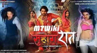 Namit Tiwari, Poonam Dubey film Suhaag Raat 2018 Wiki, Poster, Release date, Songs list