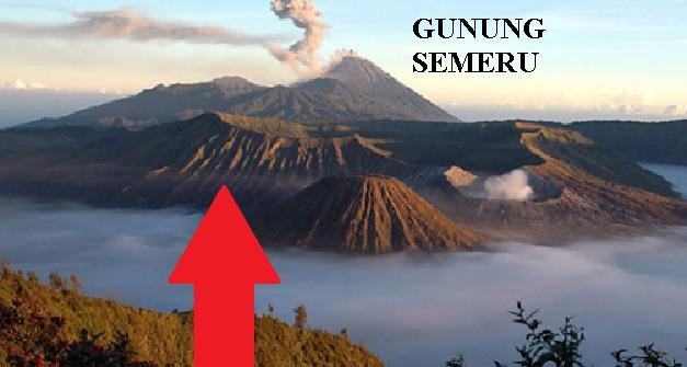 11 Kisah Nyata Misteri Gunung Semeru