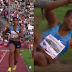 Blessing Okagbare Suffers Embarrassment After Losing Wig During Long Jump In Oslo (Photos)