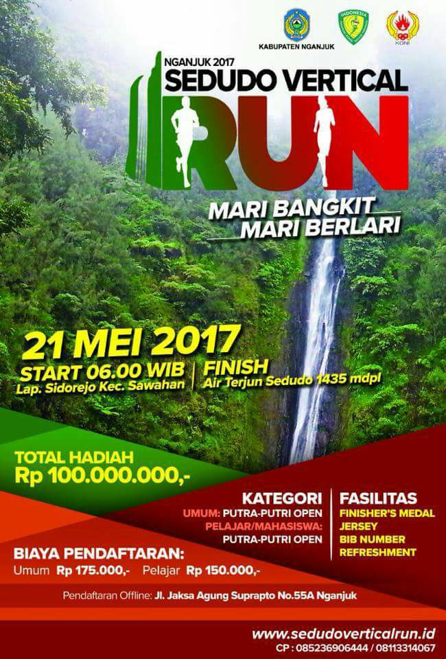 Sedudo Vertical Run • 2017