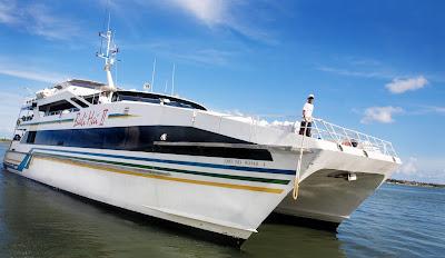 Perbandingan Kapal Alumunium dan FRP