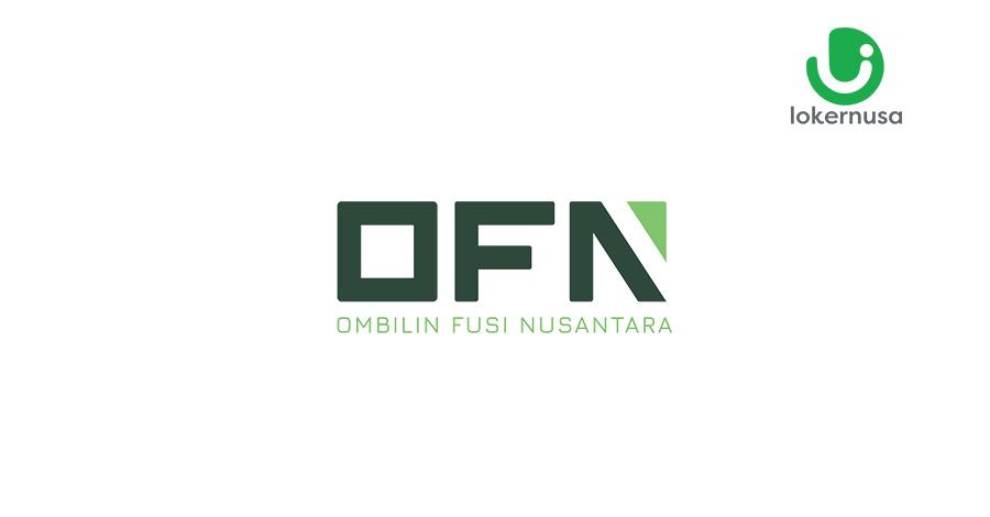 Lowongan Kerja PT Ombilin Fusi Nusantara