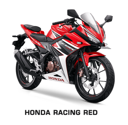 All New Honda CBR150R Racing Red 2018 Sejahtera Mulia Cirebon