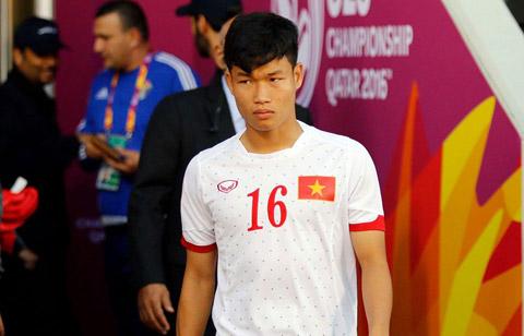 Đông Triều trong trận cuối cùng của U23 VN tại VCK U23 Châu Á 2016