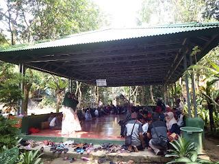 Saung Kasuari Kapasitas 120 Orang, Biaya Kebersihan 100.000