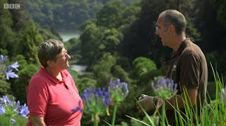 Christine Walkden and  Marcus