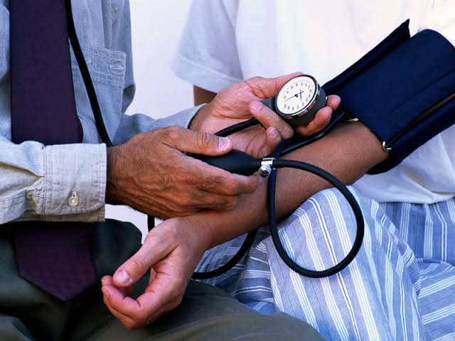 4 Steps To A Healthy Blood Pressure