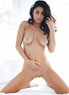 Indian Model Removing her Clothes