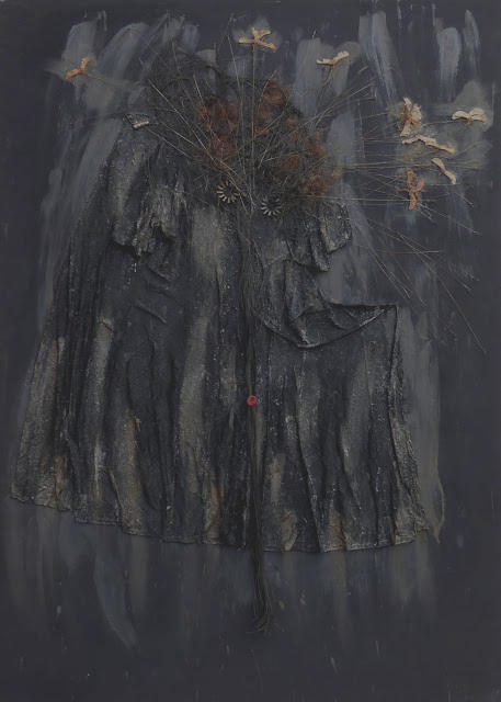 art textile   textil art  art contemporain Catherine Herbertz féminisme