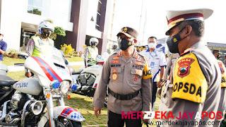 Masuk Jateng Putar Balik, Polda Jateng Siapkan 14 Titik Posko Di Perbatasan Jawa Tengah